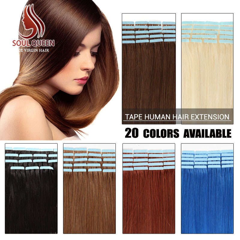 Remy Tape Hair Extensions Review Human Hair Extensions