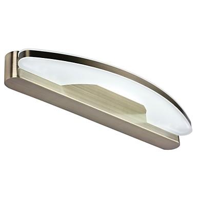 Фотография Simple Modern Wall Sconce Acrylic LED Wall Light For Home Indoor Lighting Bathroom Mirror Lamp Lampe Murale Lampara