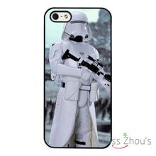 Star Wars Force Awakens Snow Trooper skins mobile cellphone cases cover for iphone 4/4s 5/5s 5c SE 6/6s plus ipod touch 4/5/6