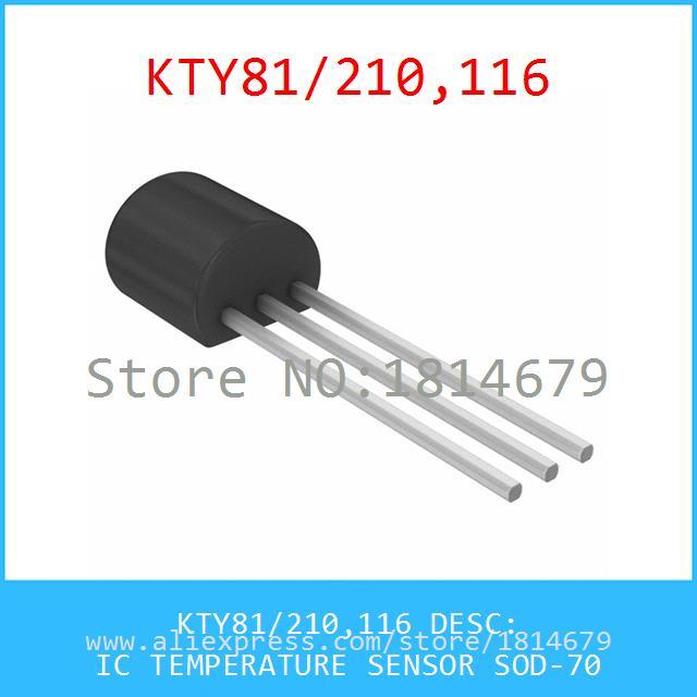 схема KTY81 / 210 - 116 IC