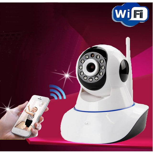 Видео Babyfoon ip-ip-камеры wifi видеоняни с детектором движения интерком-гарнитура ...