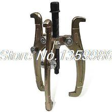 1 unid 6 » – 150 mm 3-brazo de engranaje extractor tiburón forjadas extractor de cojinetes de rosca métrica