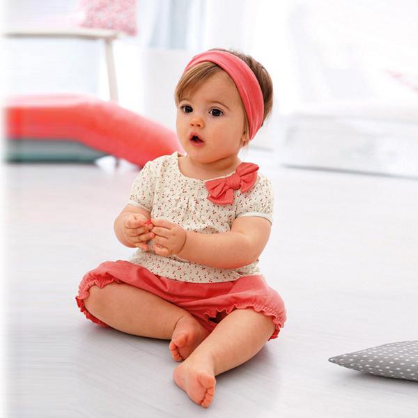 Комплект одежды для девочек YRD Baby + 2 1/3yfree & Drop 000 блузка для девочек yrd 1 6y xl793