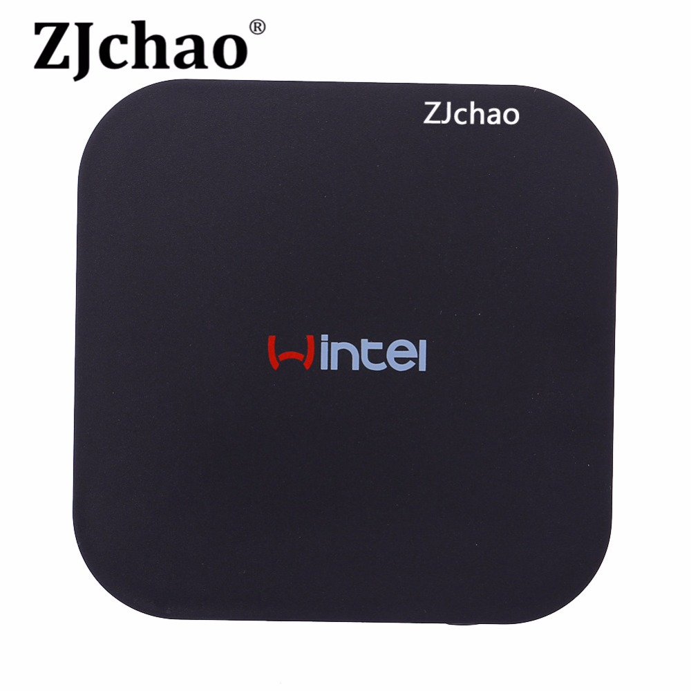 Wintel W8 Android TV Box Win8.1 Mini PC Dual OS STB Z3735F Quad-core 2GB/32GB KODI 1080P HDTV IPTV Smart TV Multimedia Player(China (Mainland))