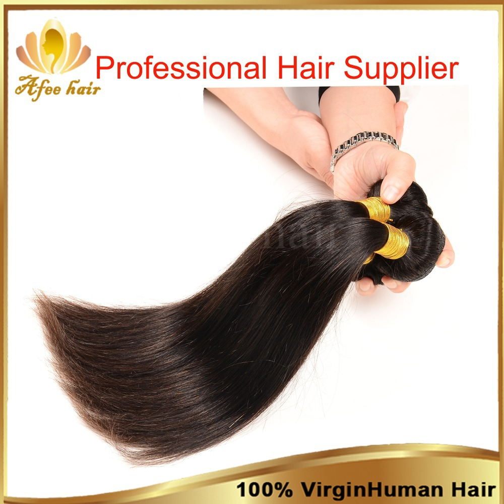 Queen Hair Products Cambodian Straight Virgin Hair 3Pcs Cambodian Virgin Straight Hair Bundles,Natural Remy Human Hair Extension
