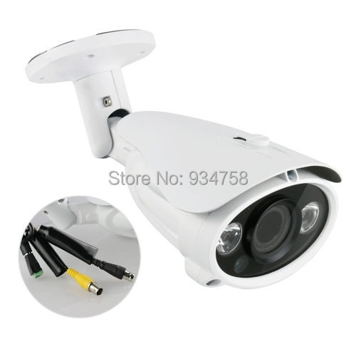 1/3 Panasonic 1080P HD Sdi 2.8-12mm Waterproof IR Bullet CCTV Bullet Camera<br>