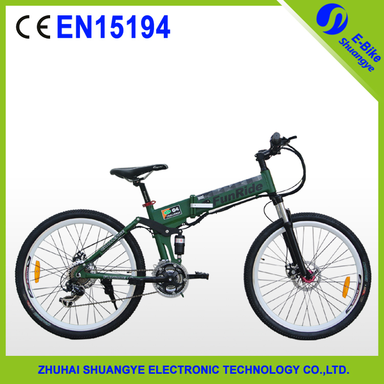 36v 250w 21 speed folding mountain ebike(China (Mainland))