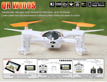 Walkera QR W100S Upgraded WIFI RC FPV Drone Quadcopter BNF with HD Camera IOS/Andriod Control (complete systerm)