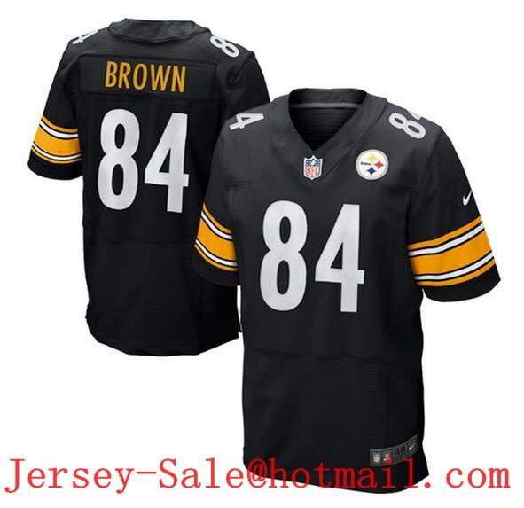 High quality,Pittsburgh Steelers,#11 Markus Wheaton #12 Terry Bradshaw #50 Ryan Shazier Elite(China (Mainland))
