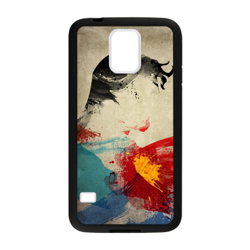 Superman Abstract Painting custom hard plastic protective Cell Phone Case cover for iphone 4 4s 5 5s 5c 6 plus(China (Mainland))