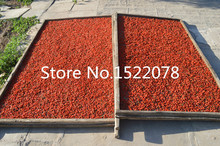 5A Herbal tea food Medlar Goji Berry wolfberry best China ningxia wolfberry 500g bag Lycium barbarum