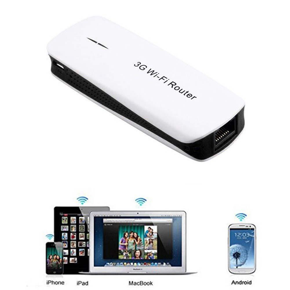 5 in 1 Mini Portable 150Mbps 3G WIFI Wireless Router Hotspot Mobile Charger B wlan router mini portable router d link router(China (Mainland))