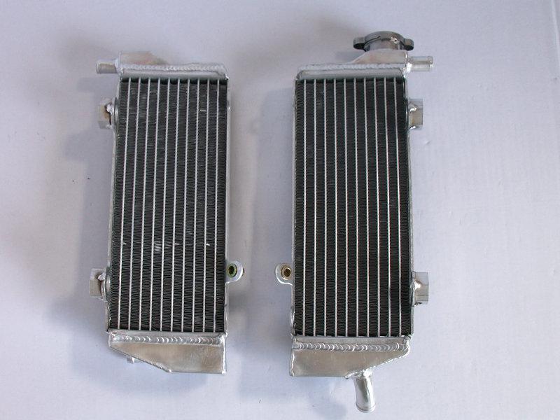 LH/&RH Aluminum Radiator For Honda CRF250 CRF 250 2010 2011 2012 2013