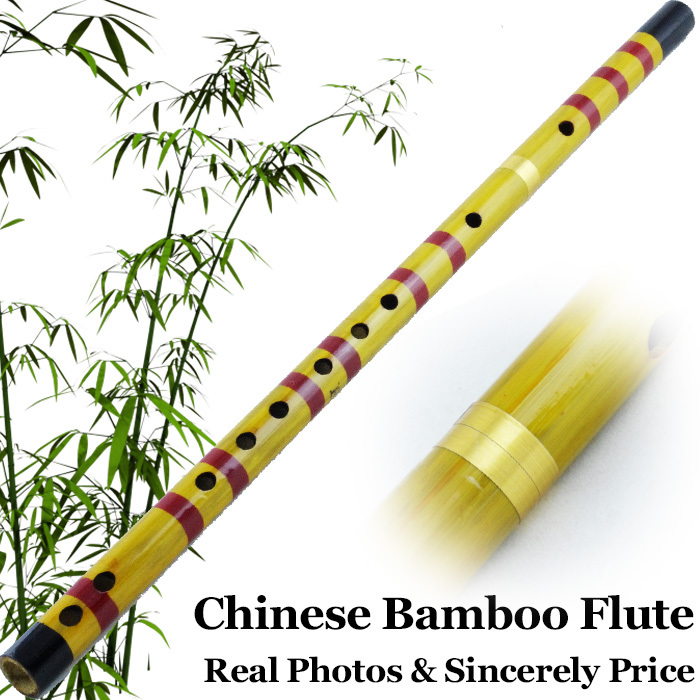Natural Bamboo Flute Chinese Traditional Clariet National Professional Musical Instrument Dizi Flauta For Beginners Students Hot