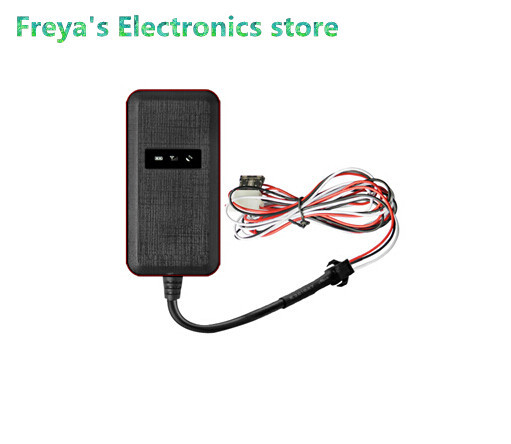 Quad band GPS GSM GPRS SMS Tracking Real Time GPS Vehicle trackerGT003 gt02 tk200 Tracking Over Speed+Viberation Alarm(China (Mainland))