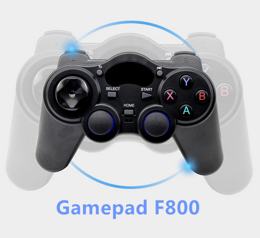 Best Wireless Bluetooth Gamepad Joystick Game Controller For Android mobile Android Tablet PC Android TV box Android smart TV(China (Mainland))
