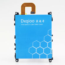 Buy Dxqioo 100% original brand mobile phone batteries fit sony xperia Z1 l39h c6902 c6903 c6943 LIS1525ERPCS AGPB011-A001 for $6.38 in AliExpress store
