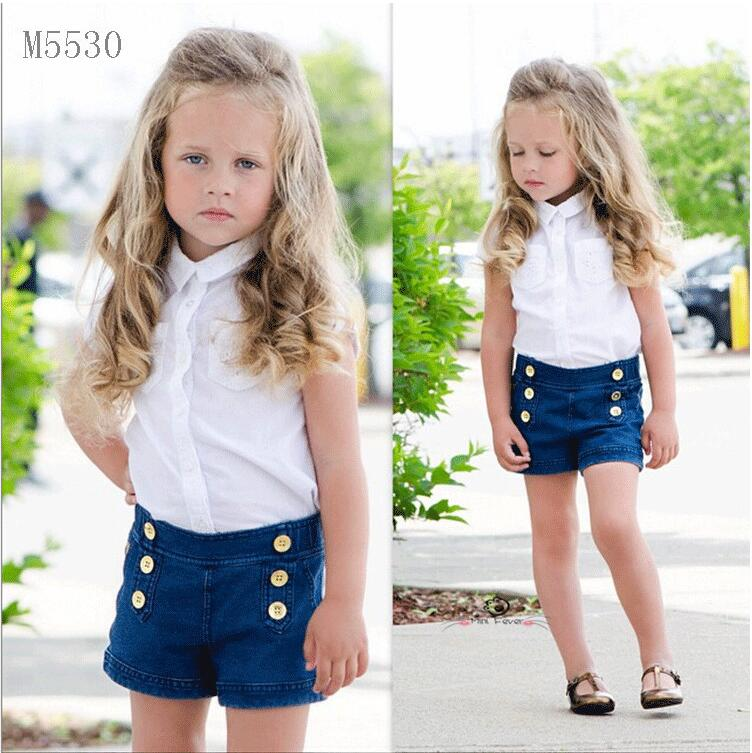 Popular High Waisted Jean Shorts for Kids-Buy Cheap High Waisted