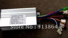 60/120degree Sensor/Sensorless Universal 48V 500W Brushless DC Motor Controller/Electric Bike Speed Controller, motor driver(China (Mainland))