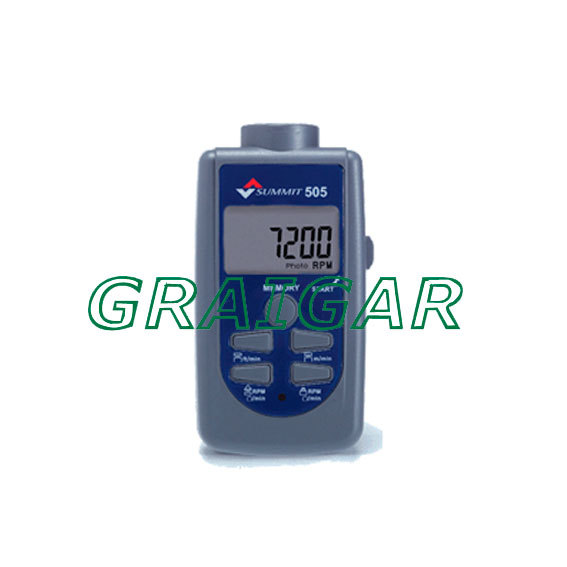 SUMMIT-505,Digital contact / non-contact tachometer, free shipping by DHL<br><br>Aliexpress