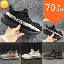 2017 Super New Fashion Yeezy New Men Fashion Outdoor Walking Keeping Casual Star Shoe Classic Breathable women Mesh v2 A005(China (Mainland))