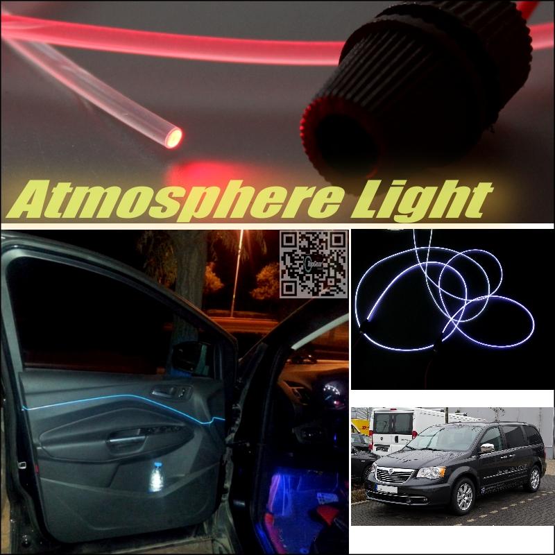 Car Atmosphere Light Fiber Optic Band For Chrysler For Lancia Voyager Interior Refit / No Dizzling Cab Inside DIY Air light<br><br>Aliexpress