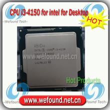 Buy Original Intel Core i3 4150 Processor 3.5GHz /3MB Cache/Dual Core /Socket LGA 1150 / Qual Core /Desktop I3-4150 CPU for $98.00 in AliExpress store