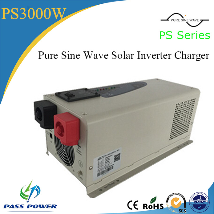 PS Series Pure Sine Wave Solar Inverter Charger 3000W/3KW 12/24/48Vdc 110/210/220/230Vac(China (Mainland))