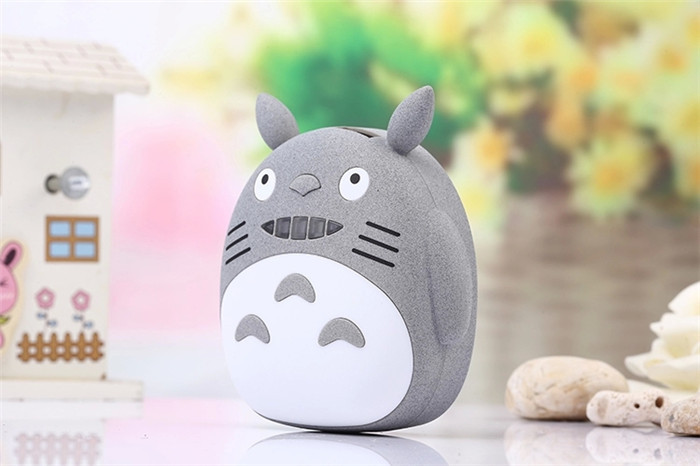 10pcs Adorable Cutest External battery Totoro 8800mAh Power bank for mobile phone Totoro Power Bank For Cell Phone(China (Mainland))