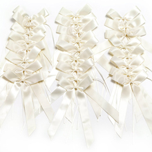 Sheer Organza Sashes Bow Tie Ribbon