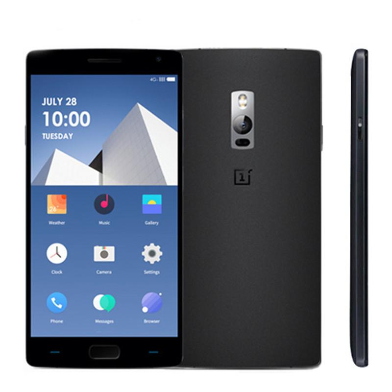 Original ONE PLUS TWO Oneplus 2 Mobile Phone 4G LTE 5.5 inch IPS 1920 x 1080 Android 5.1 3GB RAM 16GB/64GB ROM 13.0MP Phone(China (Mainland))