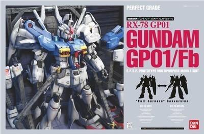 BAIDAI million generation genuine 1/60 RX-78 GP01Fb Gundam PG as high as 1 machine model(China (Mainland))