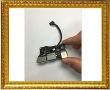 "Genuine 820-2861-A 820-2869-B Power Board Magsafe I/O Audio USB Board for MacBook Air 13"" Mid 2010 A1369 1369 MC504 MC503(China (Mainland))"
