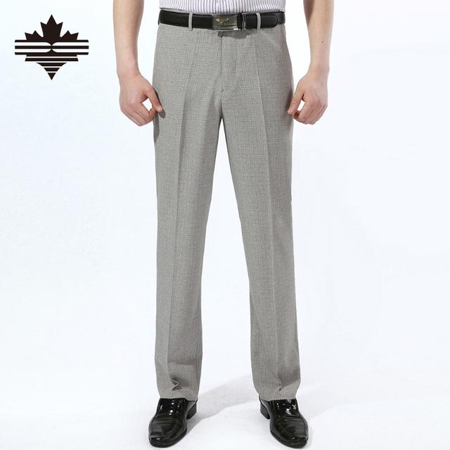 2016 мужчины лето белье свободного покроя брюки мужские льняной костюм брюки бизнес ...