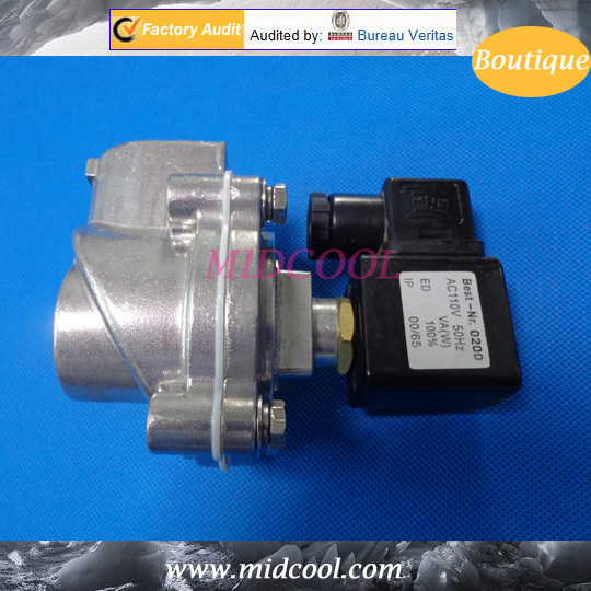 Air compressor pressure switch MCF-40 ZG1 1/2 Pulse Valve for Dust Collector, MCF Series Solenoid pulse valve(China (Mainland))