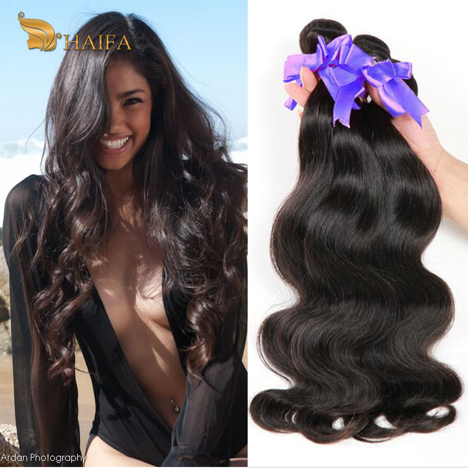 Brazilian Virgin Hair Body Wave 8A Grade Virgin Unprocessed Human Hair Weave 3 Bundles Natural ula Hair Brazilian Body Wave<br><br>Aliexpress