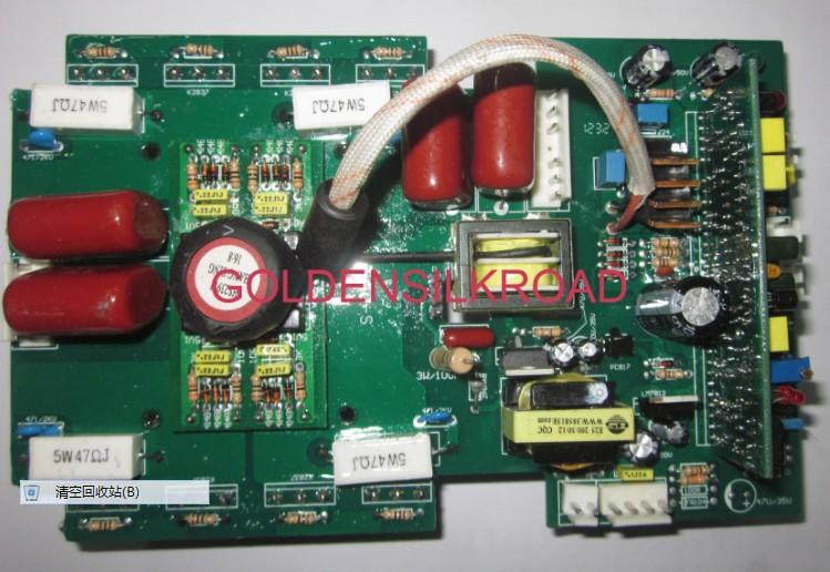 MOSFET inverter welder PCB ARC-140 upper circuit board - GOLDEN SILK ROAD INDUSTRIAL store
