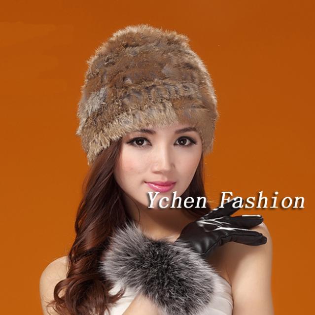 Hot Sales Real Fur Hats Women
