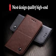 Good taste Diagonal plaid Unique design phone back cover Luxury flip pu stents leather 6.0'For leagoo shark 1 case()