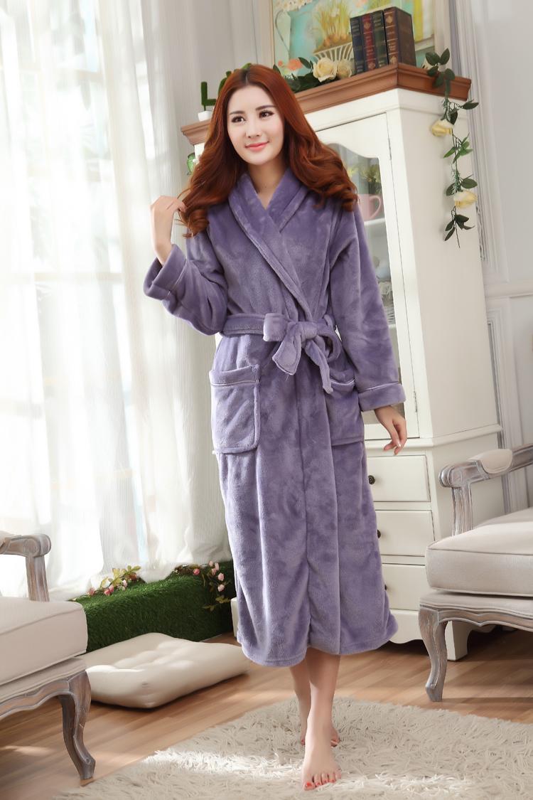 bathrobe fleece Pictur...