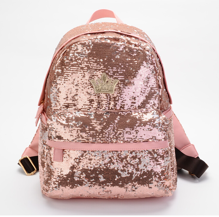 Glitter Backpacks For Girls - Backpack Her
