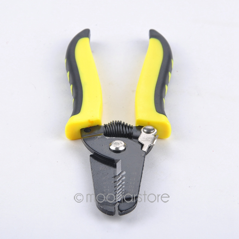 Home Accessories Wire Stripper Multi Function Cable Stripping Pliers Copper Cutting Tools PHM415 65
