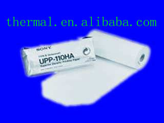 Hot selling original medical Sony upp 110ha 110mm*18m thermal paper roll(China (Mainland))