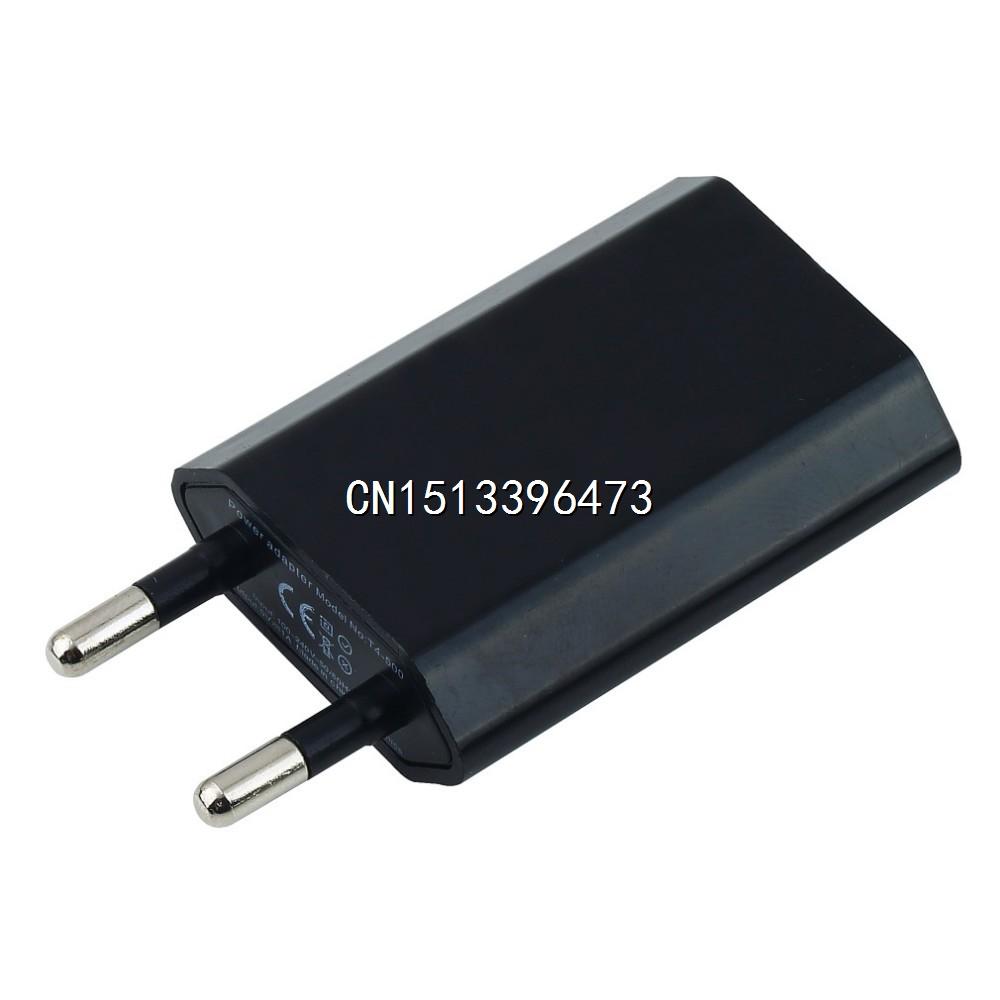 1pcs Home AC Travel Wall Charger EU Plug USB Power Home Wall Charger Adapter for iPod for iPhone 3GS 4G 4S 5 6 Free shipping(China (Mainland))