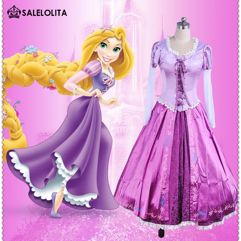 tangled costume women reviews online shopping tangled costume women reviews on. Black Bedroom Furniture Sets. Home Design Ideas