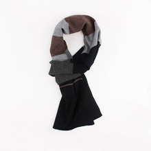 Winter Design Striped Scarf Men Shawls Scarves 2016 Foulard Fashion Designer Leisure Luxury And Elegance Style Striped scarf(China (Mainland))