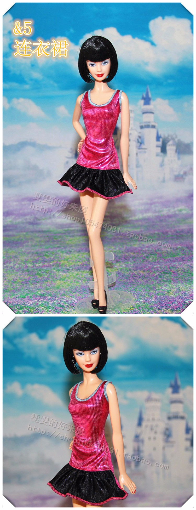Christmas Presents For Youngsters Ladies Reward Doll Equipment30objects=Costume+Footwear+Hangers occasion Costume Garments Robe For Barbie Doll