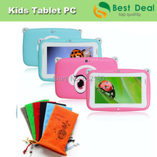 10pcs/lot 4.3 inch Kids mini Tablet PC Educational Apps Kids Mode Android 4.2 Capacitive Dual Camera tablet pc for children+gift(China (Mainland))