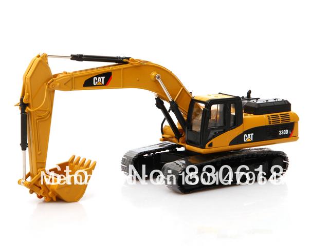 1:50 Norscot caterpillar CAT 330D L Hydraulic Excavator Metal Track toy(China (Mainland))