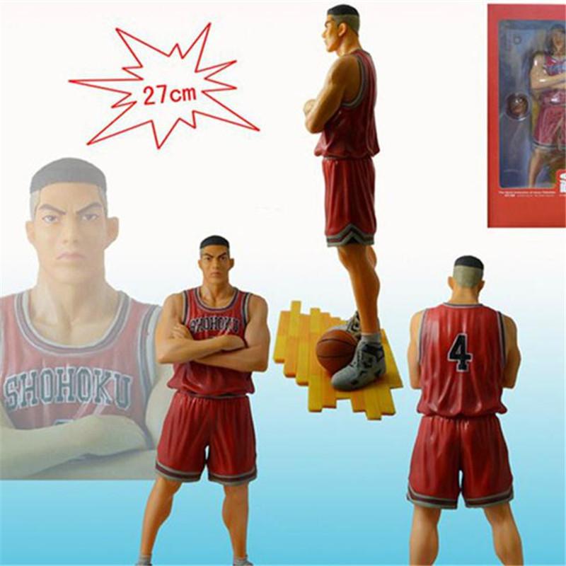 Classic Toys Slam Dunk Anime Action Figures 30cm Takenori Akagi Center Puppets Movie Basketball Toys Japan Cartoon +Retail Box<br><br>Aliexpress
